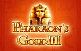 Слот Pharaohs Gold III в лучшем казино
