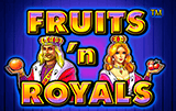 Fruits and Royals в казино 777